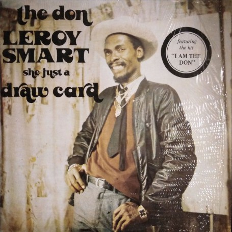 (LP) LEROY SMART -SHE JUST A DRAW CARD