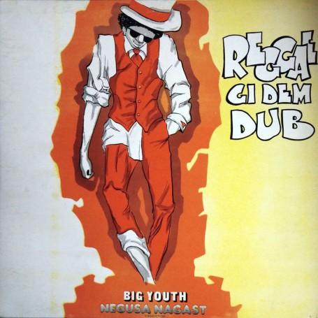 (LP) BIG YOUTH - REGGAE GI DEM DUB