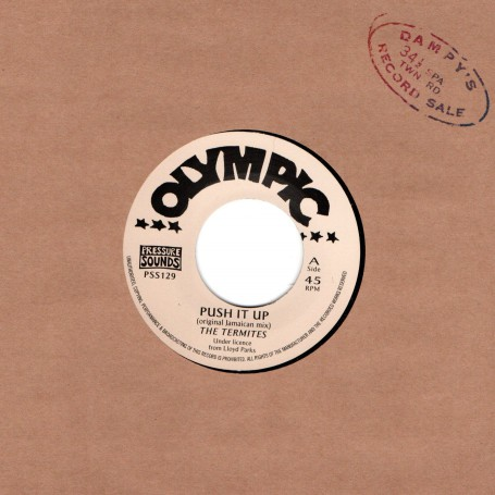 "(7"") THE TERMITES - PUSH IT UP / WHAT CAN I DO"