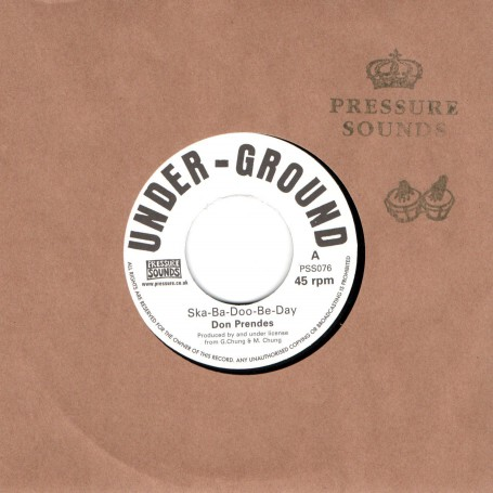 "(7"") DON PRENDES - SKA BA DOO BE DEY / DUB BE DAY"