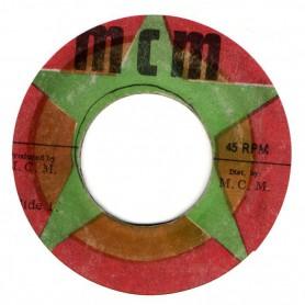 "(7"") JAH LLOYD & BINGY BUNNY - KILLER FLOUR / VERSION"