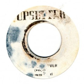 "(7"") GEORGE EARL - TO BE A LOVER / UPSETTERS - LOVING SKANK"