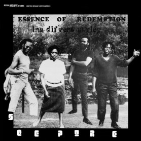 (LP) SCEPTRE - ESSENCE OF REDEMPTION INA DIF'RENT STYLEY