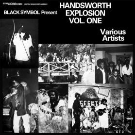 (LP) BLACK SYMBOL PRESENT HANDSWORTH EXPLOSION VOL. ONE