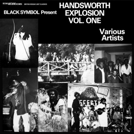 (LP) BLACK SYMBOL PRESENT HANDSWORTH EXPLOSION VOL. ONE