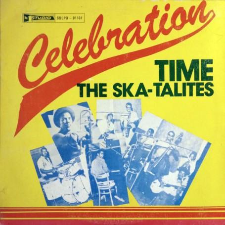 (LP) THE SKATALITES - CELEBRATION TIME