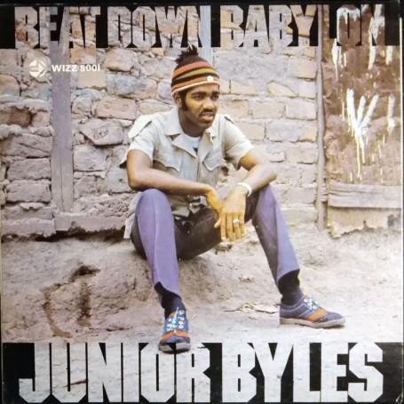 (LP) JUNIOR BYLES - BEAT DOWN BABYLON