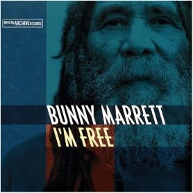 (LP) BUNNY MARRETT - I'M FREE