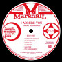 (LP) LARRY MARSHALL - I ADMIRE YOU