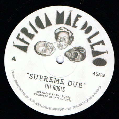 "(10"") TNT ROOTS - SUPREME DUB / SOLIDARITY / SOLIDARITY DUB"