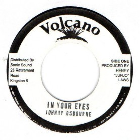 "(7"") JOHNNY OSBOURNE - IN YOUR EYES / VERSION"