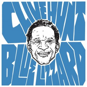 (LP) CLIVE HUNT - BLUE LIZZARD