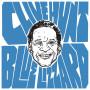 (LP) CLIVE HUNT - BLUE LIZZARD