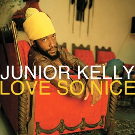 (LP) JUNIOR KELLY - LOVE SO NICE