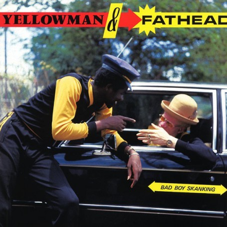 (LP) YELLOWMAN & FATHEAD - BAD BOY SKANKING