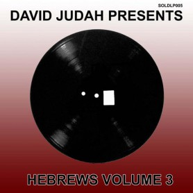 (LP) DAVID JUDAH - PRESENTS HEBREW VOLUME 3