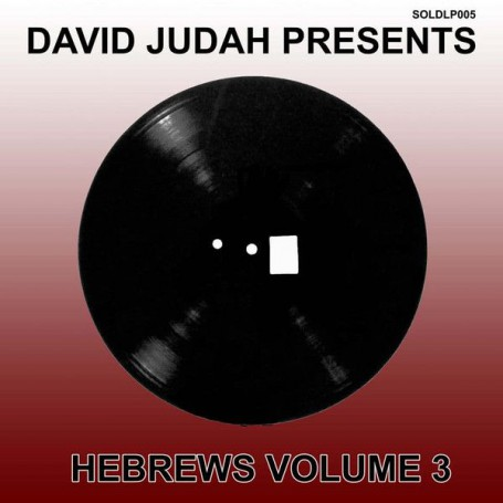(LP) DAVID JUDAH - PRESENTS HEBREW VOLUME 3
