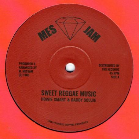 "(12"") HOWIE SMART & DADDY SOUJIE - SWEET REGGAE MUSIC / BEATITUDE DUB"