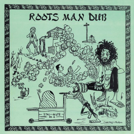 (LP) THE REVOLUTIONARIES - ROOTS MAN DUB