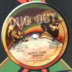 "(12"") TENOR SAW - VICTORY TRAIN / VERSION"