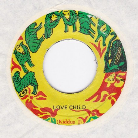 "(7"") KIDDUS I - LOVE CHILD / LOVE CHILD (VERSION)"