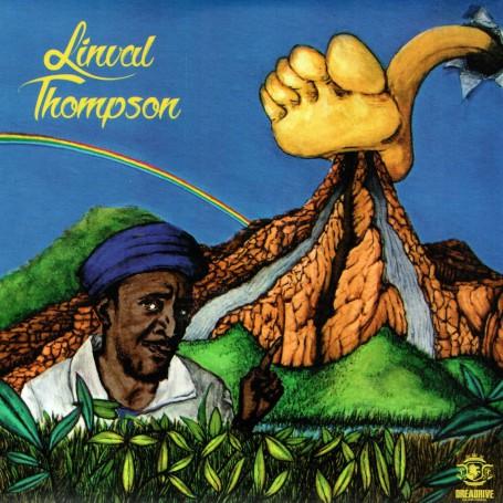 "(7"") LINVAL THOMPSON - TROD ON / ROBERTO SANCHEZ - DUB VERSION"