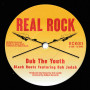 """(7"""") BLACK ROOTS - JUVENILE DELINQUENT / DUB JUDAH - DUB THE YOUTH"""
