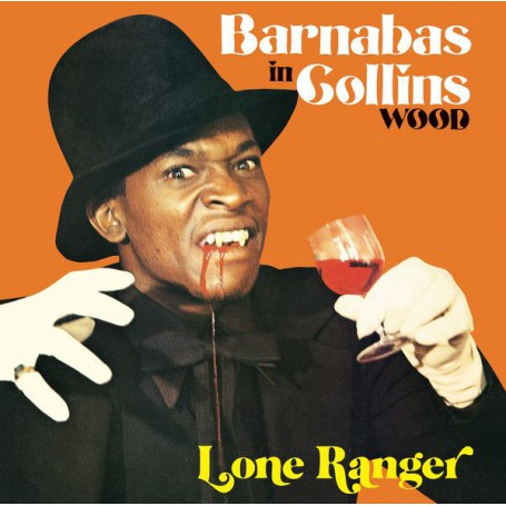 (LP) LONE RANGER - BARNABAS IN COLLINS WOOD