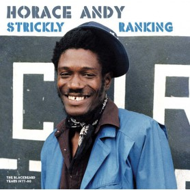 (LP) HORACE ANDY - STRICKLY RANKING : THE BLACKBEARD YEARS 19-80