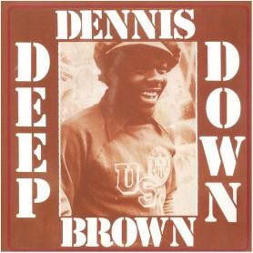 (LP) DENNIS BROWN - DEEP DOWN
