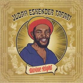 (LP) JUDAH ESKENDER TAFARI - DIVINE RIGHT