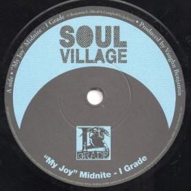 "(7"") MIDNITE I GRADE - MY JOY / ABJA Feat NIYORAH - GOOD VIBEZ"