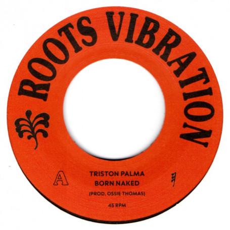 "(7"") TRISTON PALMA - BORN NAKED / VERSION"