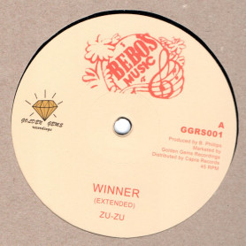 "(12"") ZU-ZU - WINNER (Extended) / VERSION"