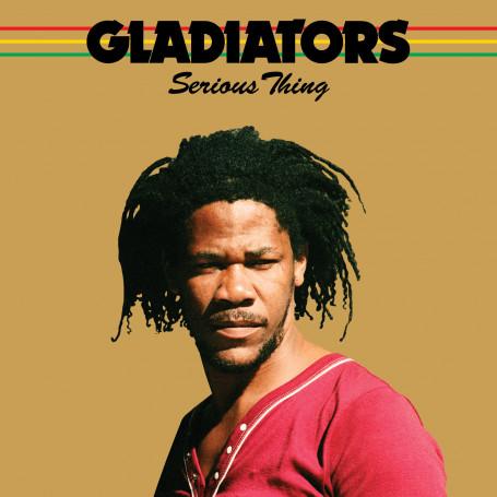 (LP) GLADIATORS - SERIOUS THING