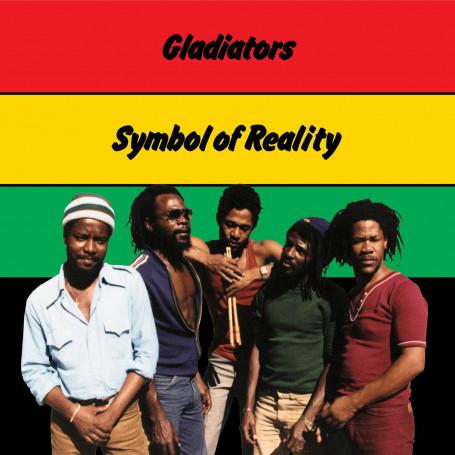(LP) GLADIATORS - SYMBOL OF REALITY