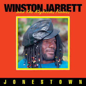 (LP) WINSTON JARRETT & THE RIGHTEOUS FLAMES - JONESTOWN