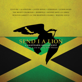 (2xLP) VARIOUS ARTISTS - SEND I A LION (A NIGHTHAWK REGGAE JOINT)