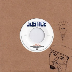 """(7"""") DELROY WILSON - EASE UP / VERSION"""