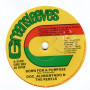 "(7"") DR. ALIMANTADO - BORN FOR A PURPOSE  / THE REBELS - REASON FOR LIVING"