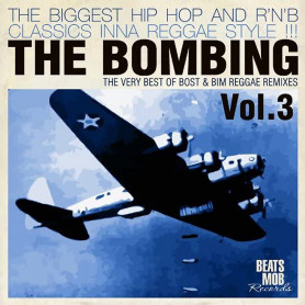 (LP) BOST & BIM - THE BOMBING : THE VERY BEST OF BOST & BIM REGGAE REMIXES VOL. 3