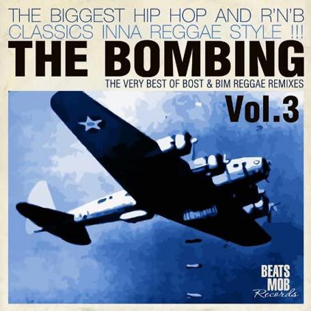 (LP) BOST & BIM - THE BOMBING : THE VERY BEST OF BOST & BIM REGGAE REMIXES VOL. 3