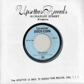 """(7"""") UPSETTERS - CHIM CHERIE / DUB"""