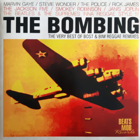(LP) BOST & BIM - THE BOMBING : THE VERY BEST OF BOST & BIM REGGAE REMIXES