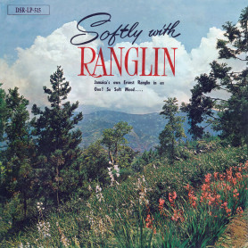 (LP) ERNEST RANGLIN - SOFTLY WITH RANGLIN