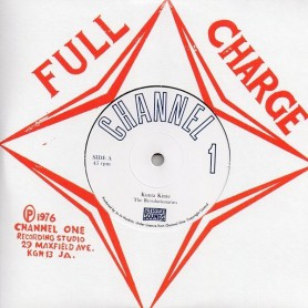 "(7"") THE REVOLUTIONARIES - KUNTA KINTE / VERSION"