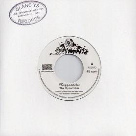 "(7"") THE DYNAMITES - REGGAEDELIC / KING TUBBY - VERSION"