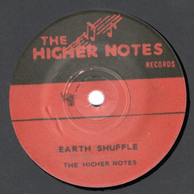 "(7"") THE HIGHER NOTES - EARTH SHUFFLE / CRACKLE SKA"