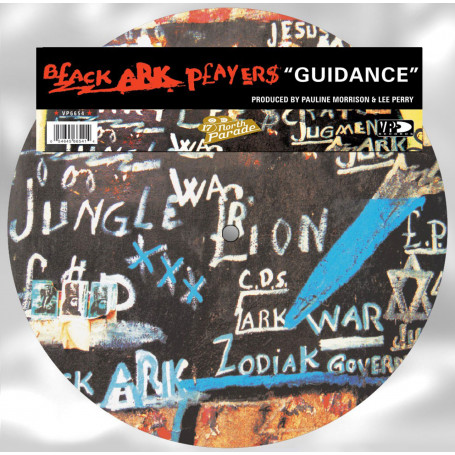 """(12"""") BLACK ARK PLAYERS - GUIDANCE (Picture Disc)"""