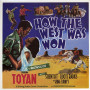 (LP) TOYAN - HOW THE WEST WAS WON